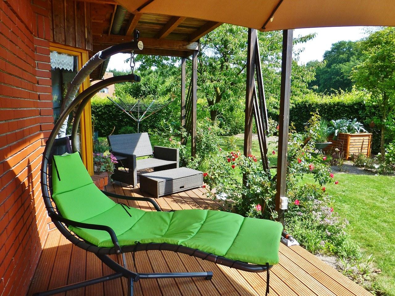 terrasse confort aménagement