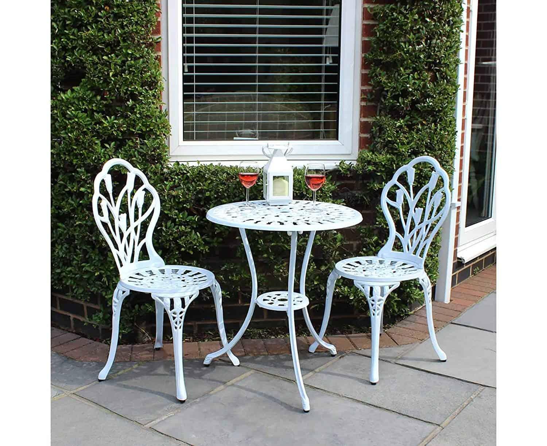 Matériaux mobiliier jardin