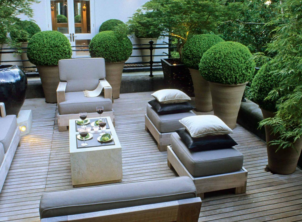 Les 3 points importants lors d\'un aménagement de terrasse ...