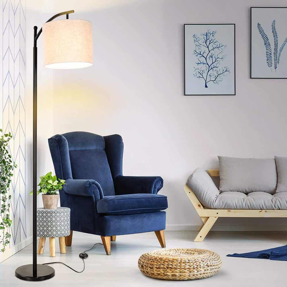 Quel lampadaire design choisir pour un salon vintage ...