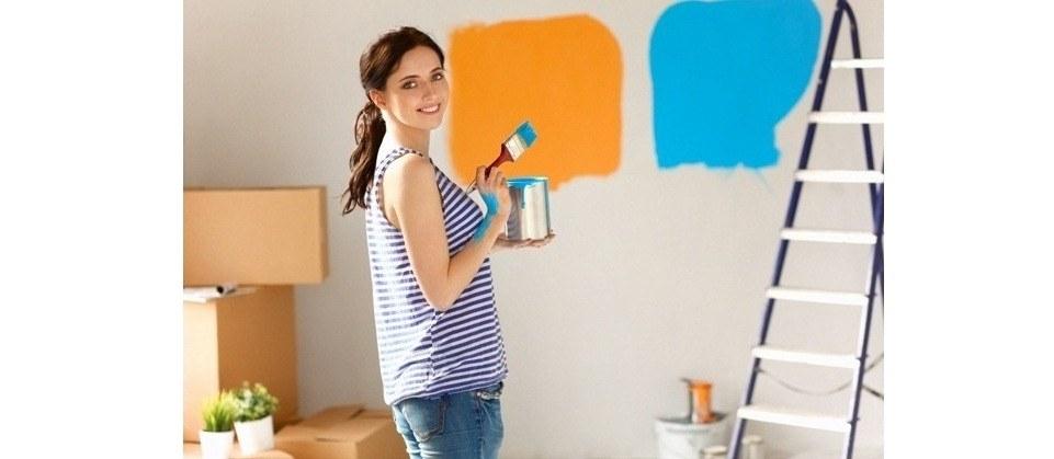 Guide pour refaire soi-même la peinture de son salon