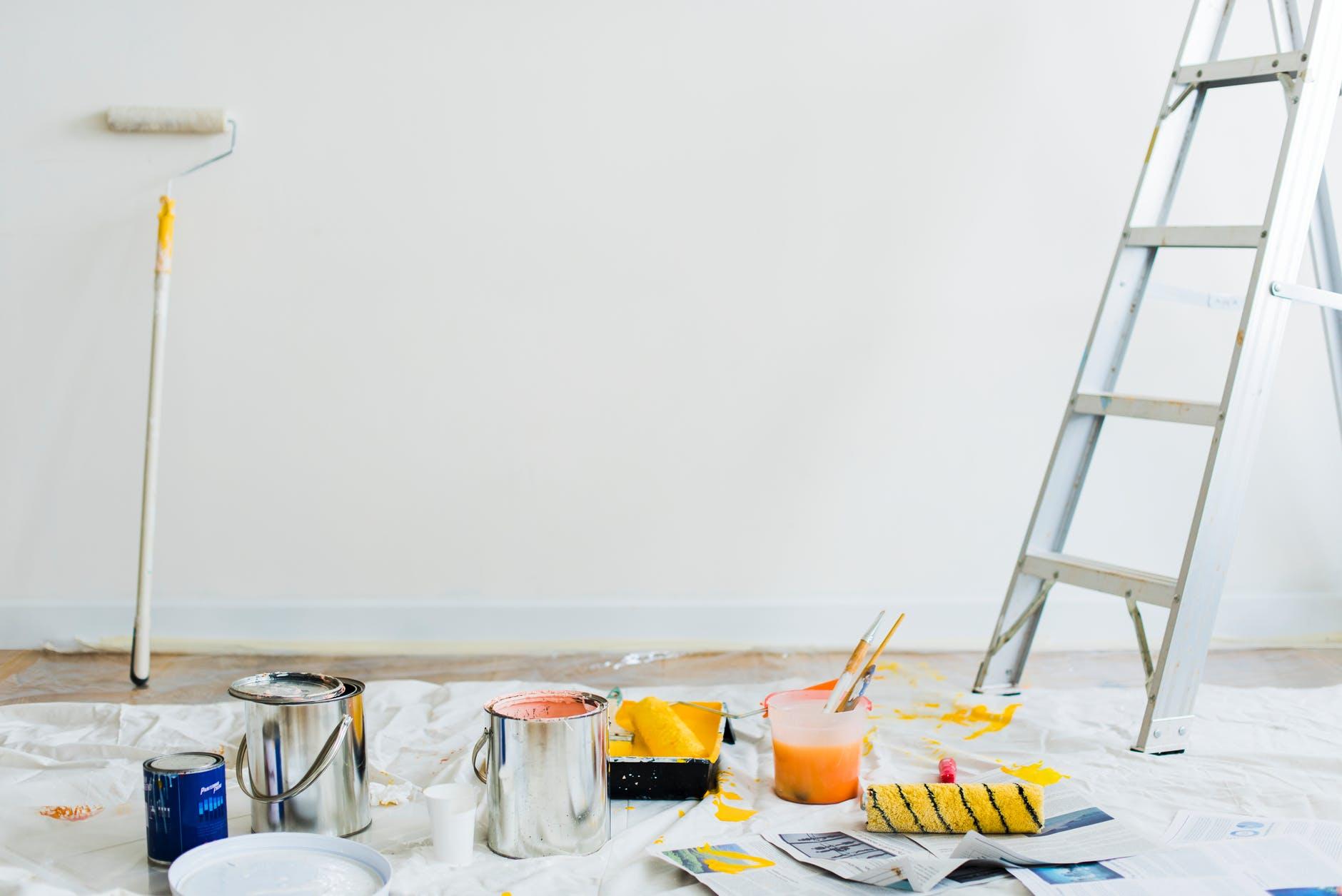 peinture murs