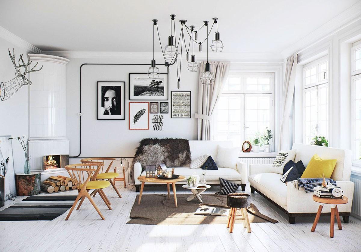 La décoration scandinave