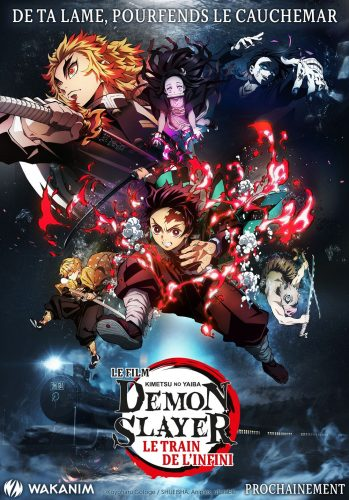 Demon Slayer affiche