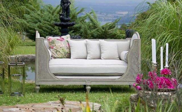 salon meuble jardin