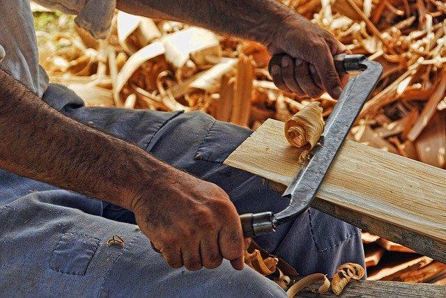 comment poncer le bois